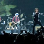 The Rolling Stones/AFP