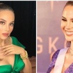 Catriona Gray. Fotos de Instagram