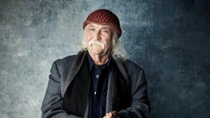 David Crosby feliz por su documental Recordar mi nombre
